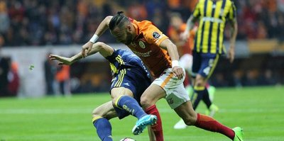 Galatasaray derbi zaferini unuttu