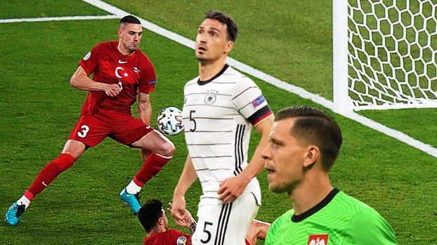 Son dakika spor haberi: EURO 2020'de ilginç istatistik! İşte ilk maçlarda kendi kalesine gol atanlar (EURO 2020 haberi)