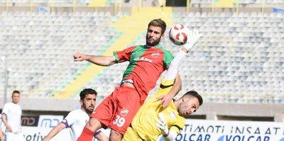 Karşıyaka'da golcüler sessiz kaldı