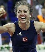 Bediha Gün bronz madalya kazandı