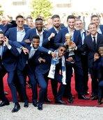 Fransa, FIFA sıralamasında zirvede
