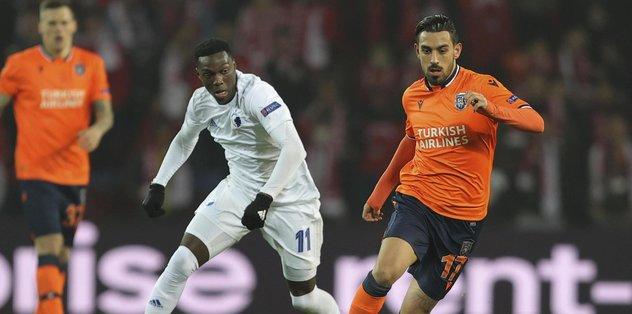 Kopenhag - Başakşehir maçının tarihi belli oldu! - Futbol -