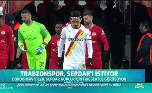 Trabzonspor'un transferdeki hedefi Serdar Gürler