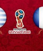 Uruguay - Fransa maçı ne zaman saat kaçta ve hangi kanalda yayınlanacak?