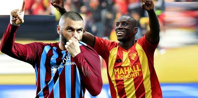 Beşiktaş'ın Burak Yılmaz ve Demba Ba planı