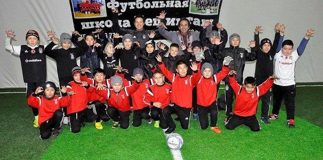 Beşiktaş'tan Kırgızistan projesi
