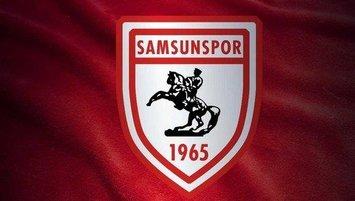 Samsunspor'dan 7'nci transfer! 4 yıllık...