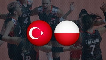 Türkiye - Polonya voleybol maçı saat kaçta? Hangi kanalda?