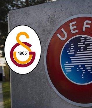 UEFA Galatasaray ve PSG'ye esnek davrandı deyip istifa etti