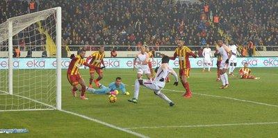Yeni Malatyaspor 2-1 Galatasaray | Maç özeti
