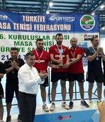 Divapan Türkiye Şampiyonu oldu