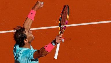 Fransa Açık'ta Nadal ve Thiem çeyrek finalde!