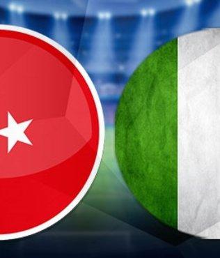 Türkiye - İrlanda | CANLI