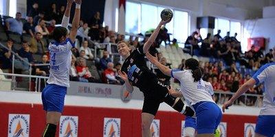 Hentbol Türkiye Kupası'nda 3 yarı finalist yarın belli olacak