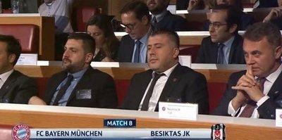 Beşiktaş, B. Münih'le eşleşince...
