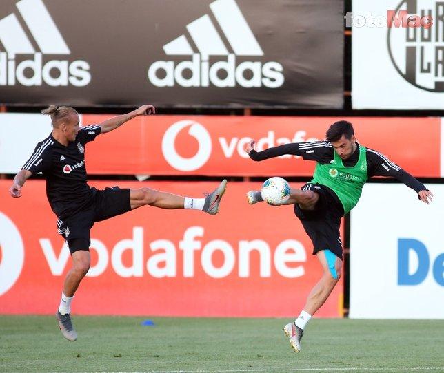 Beşiktaş'ın transferi resmen açıklandı!