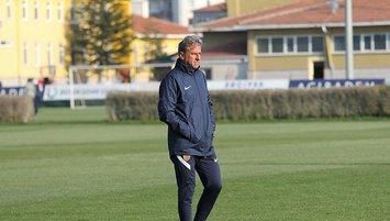 Kayserispor Teknik Direktörü Hamza Hamzaoğlu, geleceğe umutla bakıyor: