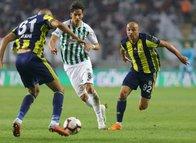 Atiker Konyaspor - Fenerbahçe maçından kareler!