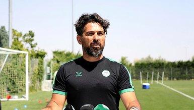 Son dakika spor haberi: Konyaspor Teknik Direktörü İlhan Palut Başakşehir karşılaşması öncesi açıklamalarda bulundu!