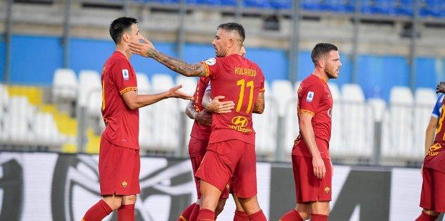 Brescia 0-3 Roma | MAÇ SONUCU - Futbol -