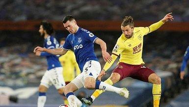 Everton Burnley 1-2 (MAÇ SONUCU - ÖZET)