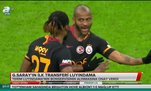 Galatasaray'ın ilk transferi Luyindama