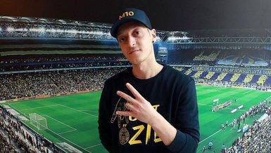Son dakika spor haberleri: Mesut Özil'den Kızılay'a dev bağış!