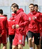 DG Sivasspor, Kayserispor maçına hazırlanıyor