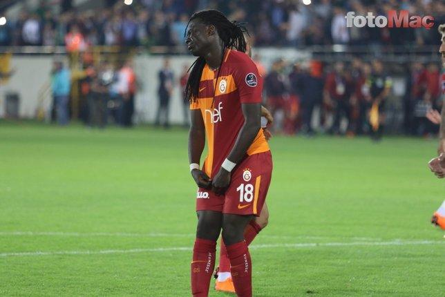 Gomis'ten şok Fenerbahçe sözleri!
