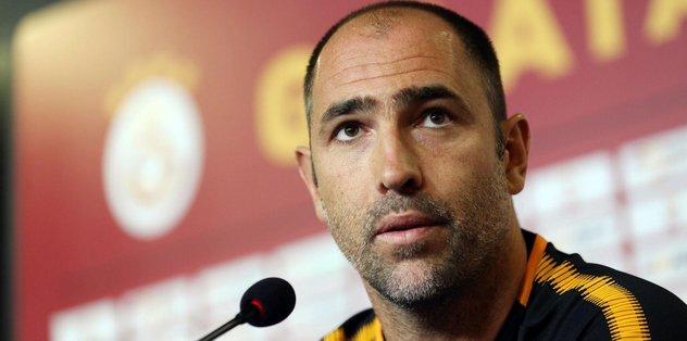Galatasaray'dan Tudor ile devam kararı