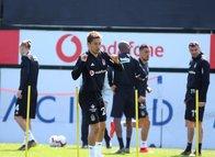Beşiktaş'ta Çaykur Rizespor maçı hazırlıkları (5 Mart 2019)