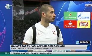 Eren Derdiyok: Takım arkadaşlarım sayesinde gol atıyorum