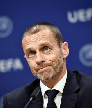 Belçika ekipleri Avrupa'ya gidebilecek mi? Aleksander Ceferin açıkladı