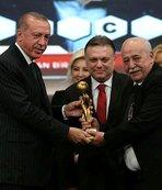 A Spor'a ödül