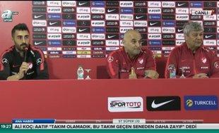 Lucescu: Daha çok Türk istiyorum