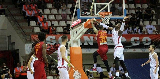 Gaziantep Basketbol 79-69 Galatasaray Doğa Sigorta