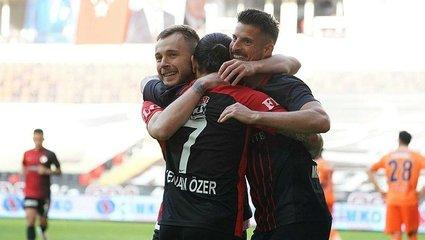 Gaziantep'ten Fenerbahçe'ye gözdağı