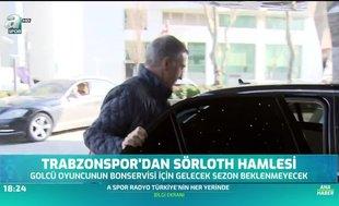 Trabzonspor'dan Sörloth hamlesi!