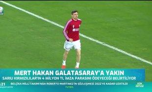 Galatasaray'dan Mert Hakan atağı! Fenerbahçe...