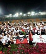 Gazişehir Gaziantep Süper Lig'de!