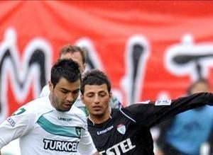 Manisaspor - Denizlispor (TSL 24. hafta maçı)