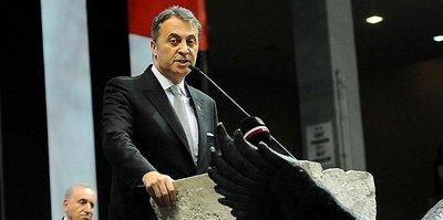 Beşiktaş'ta Başkan yeniden Fikret Orman