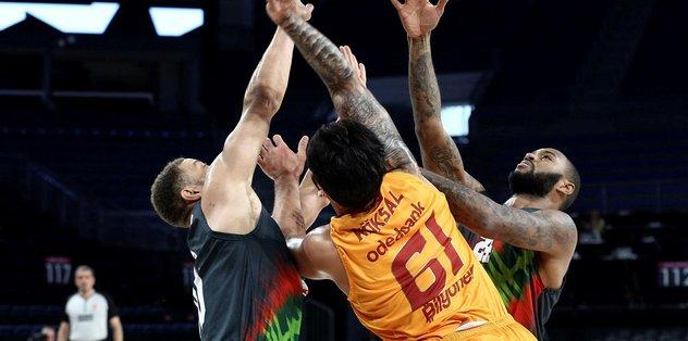 Galatasaray 74-79 Karşıyaka   MAÇ SONUCU