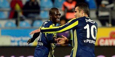 Fenerbahçe'nin 3 puanı onlara bağlı