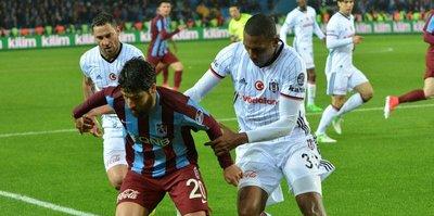 Trabzonspor, 2017 yılındaki ilk yenilgisini aldı