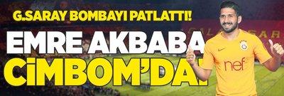 Emre Akbaba Cimbom'da!