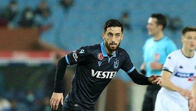 Trabzonspor'da Yunus Mallı başladı