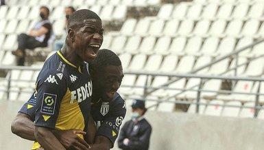 Reims Monaco 0-1 (MAÇ SONUCU - ÖZET)