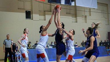 Türkiye 76-83 Sırbistan maç sonucu | 2021 FIBA Kadınlar Avrupa Şampiyonası Elemeleri