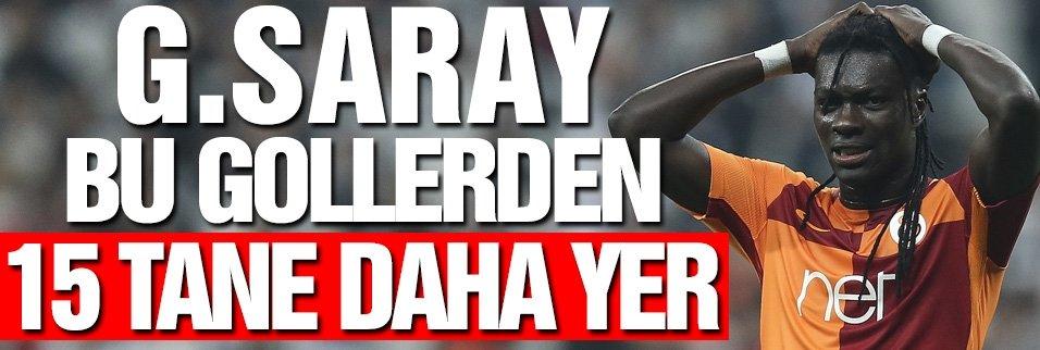 """""""G.Saray bu gollerden 15 tane daha yer"""""""